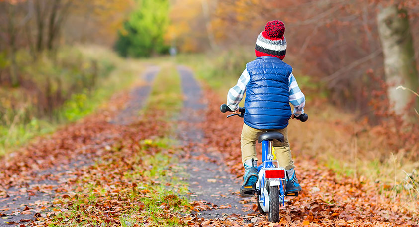 Vilka barncyklar är bäst för små barn?