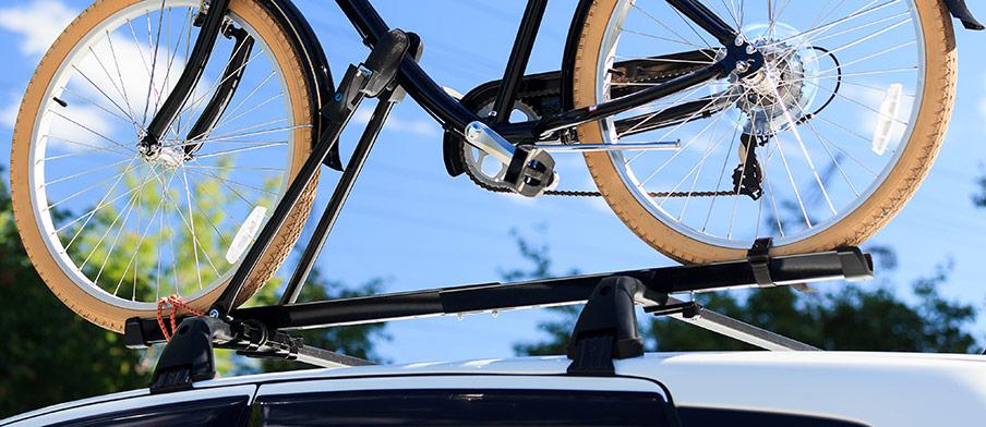 Cykelhållare på tak eller dragkrok?
